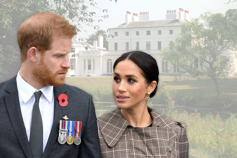 Prinz Harry und Herzogin Meghan sorgen für ordentlich Wirbel in Windsor.