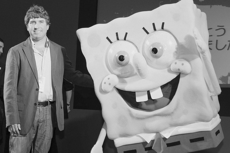 """Spongebob""-Erfinder Stephen Hillenburg ist tot."