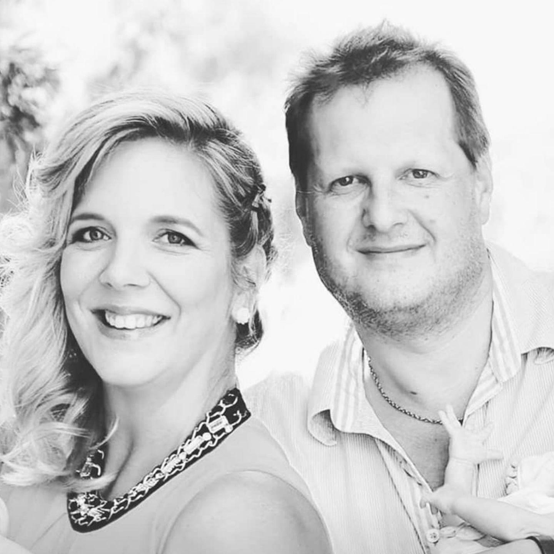 Daniela und Jens Büchner waren verheiratet und haben zwei Kinder gemeinsam