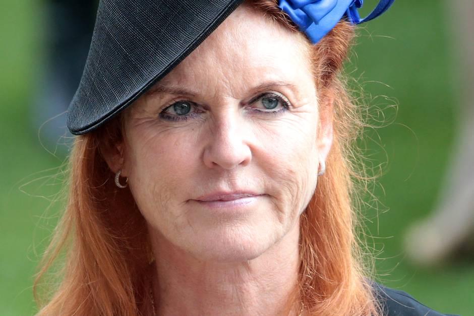 Sarah Ferguson, Herzogin von York