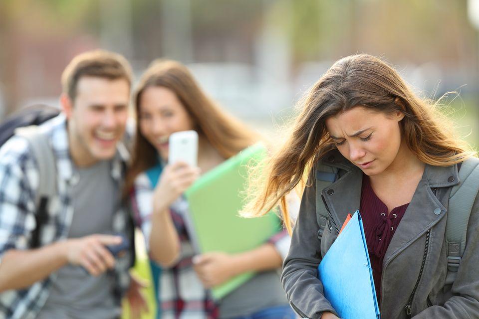 Mobbing ist ein weit verbreitetes Problem in unserer Gesellschaft