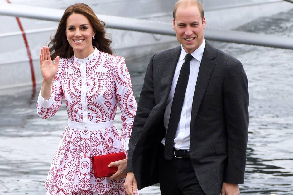 Herzogin Catherine, Prinz William