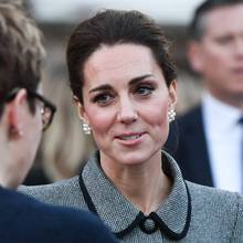 In Leicester sprach Herzogin Catherine über die Familie