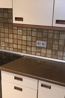 DIY: So kann aus einer altbackenen Küche ein echtes Highlight werden