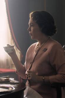 """Olivia Coleman in """"The Crown"""""""