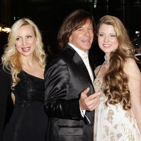 Ramona, Jürgen und Joelina Drews 2011.