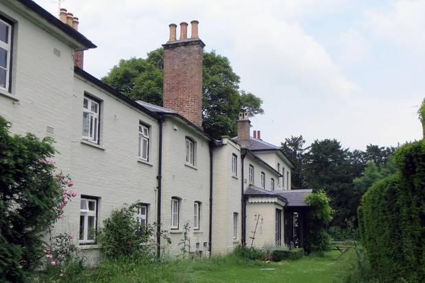 Frogmore Cottage, das neue Zuhause von Prinz Harry und Herzogin Meghan