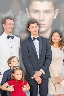 Vom Dänenprinz zum Topmodel:Prinz Nikolai macht jetzt Karriere auf dem Laufsteg