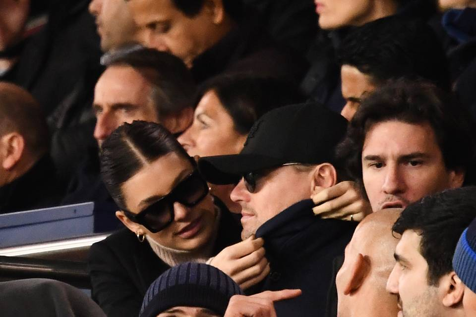 Leonardo DiCaprio und Camila Morrone verliebt in Paris!