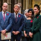 Prinz William, Prinz Harry, Herzogin Meghan, Herzogin Catherine