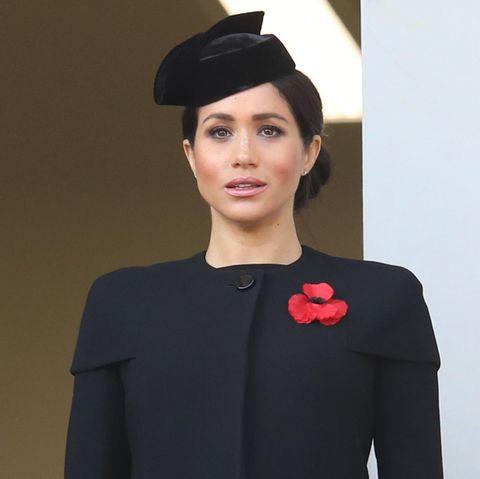 Die ungeschriebenen Gesetze des Palasts bereiten Herzogin Meghan große Probleme