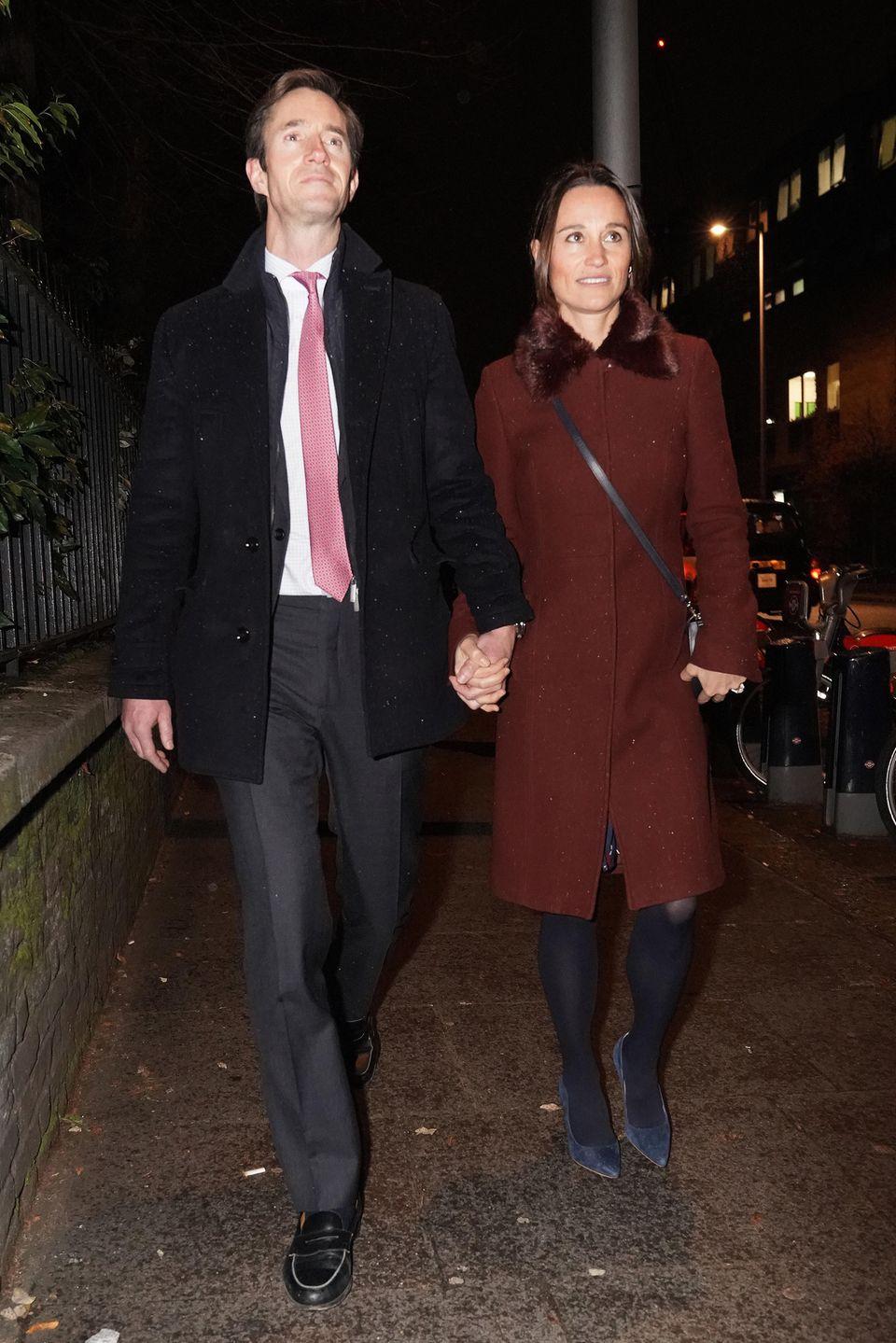 James Matthews, Pippa Middleton