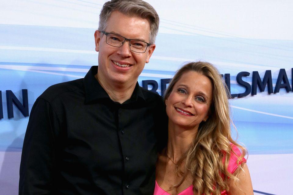 Frank Thelen und seine FrauNathalie Thelen-Sattler