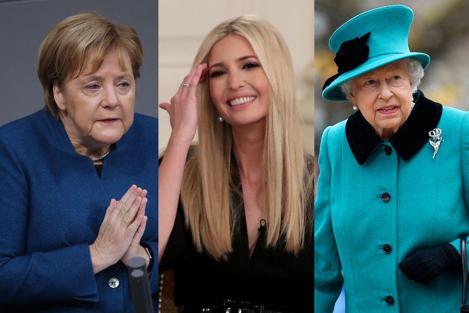 "Forbes: Angela Merkel ist ""mächtigste Frau des jahres"""