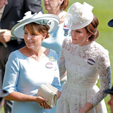 Carole Middleton, Herzogin Catherine