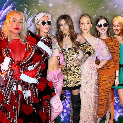Fauxpas en masse im Jahresrückblick! Das sind die schlimmsten Modesünden 2018