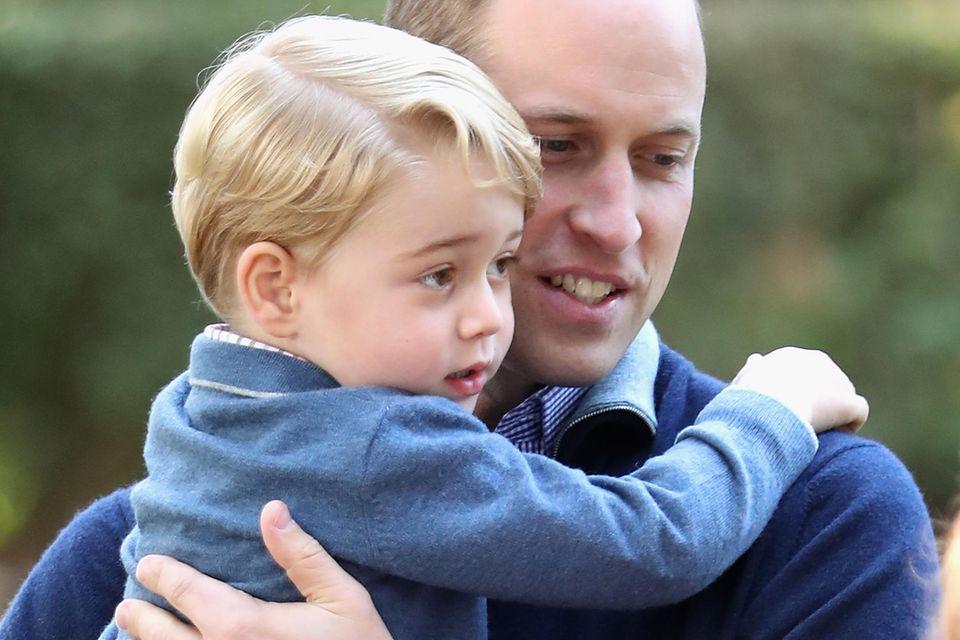 Prinz George, Prinz William