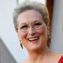 Meryl Streep hat Grund zur Freude: Sie wird zum ersten Mal Großmutter.