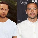 Wir lösen auf:Es ist Jesse Williams, der bei Grey's Anatomy, den Jackson Avery spielt! Die Ähnlichkeit der beiden Herren ist doch sehr groß. Sie könnten Brüder sein!