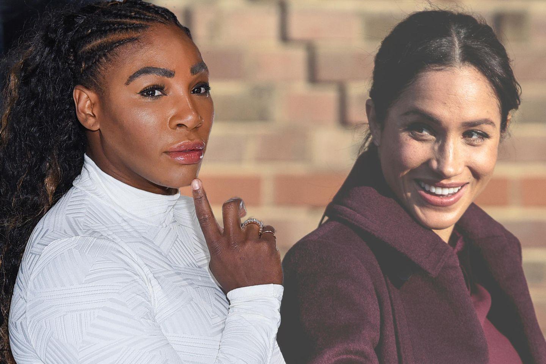 Serena Williams, Herzogin Meghan