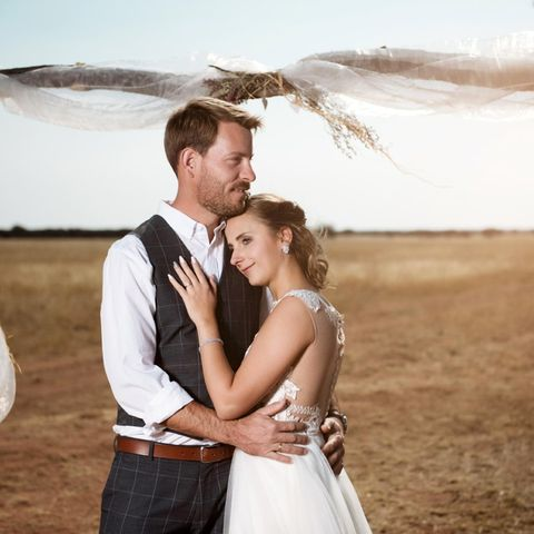 """""""Bauer sucht Frau"""" im Glück: Gerald und seine Anna sagen zweimal """"Ja"""""""