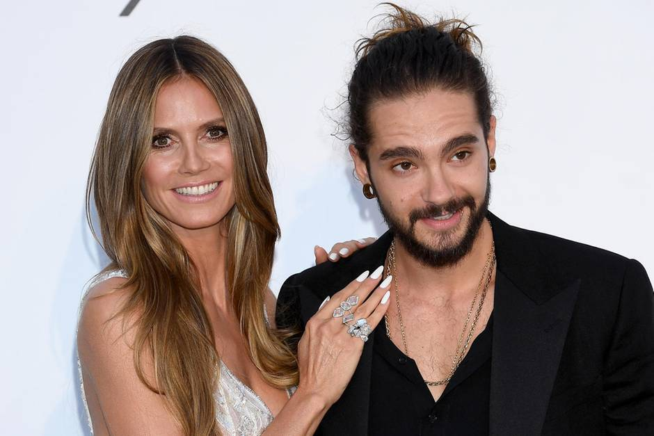 Heidi Klum Tom Kaulitz Verlobt Nacht 9 Monaten Beziehung Gala De