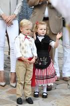 10. Dezember 2018  Herzlichen Glückwunsch! Fürst Alberts und Fürstin Charlénes Zwillinge Jacques und Gabriella feiern heute ihren 4. Geburtstag. Bisher halten sich die Monegassen leider mit Fotos ihrer Geburtstagsparty zurück.