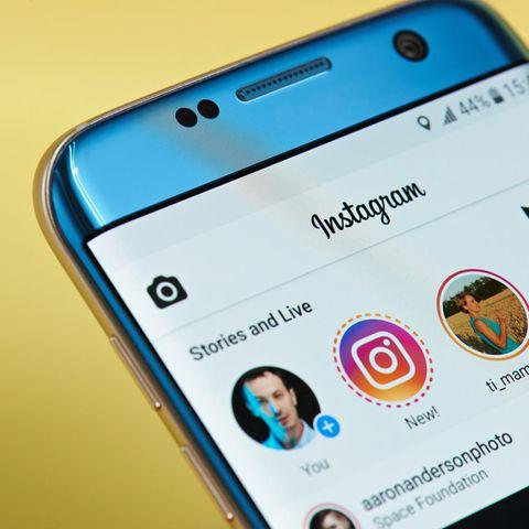 Heutzutage nutzt fast jeder Instagram auf seinem Handy