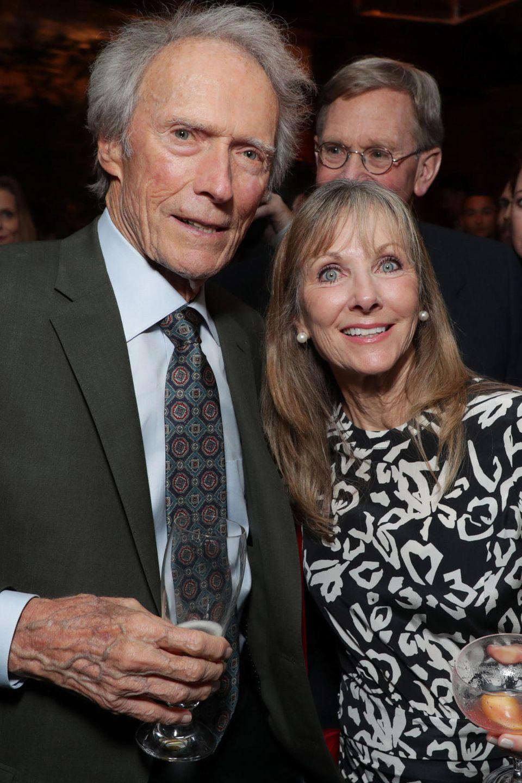 Ist diese unbekannte Frau an Clint Eastwoods Seite etwa seine verloren geglaubte Tochter?