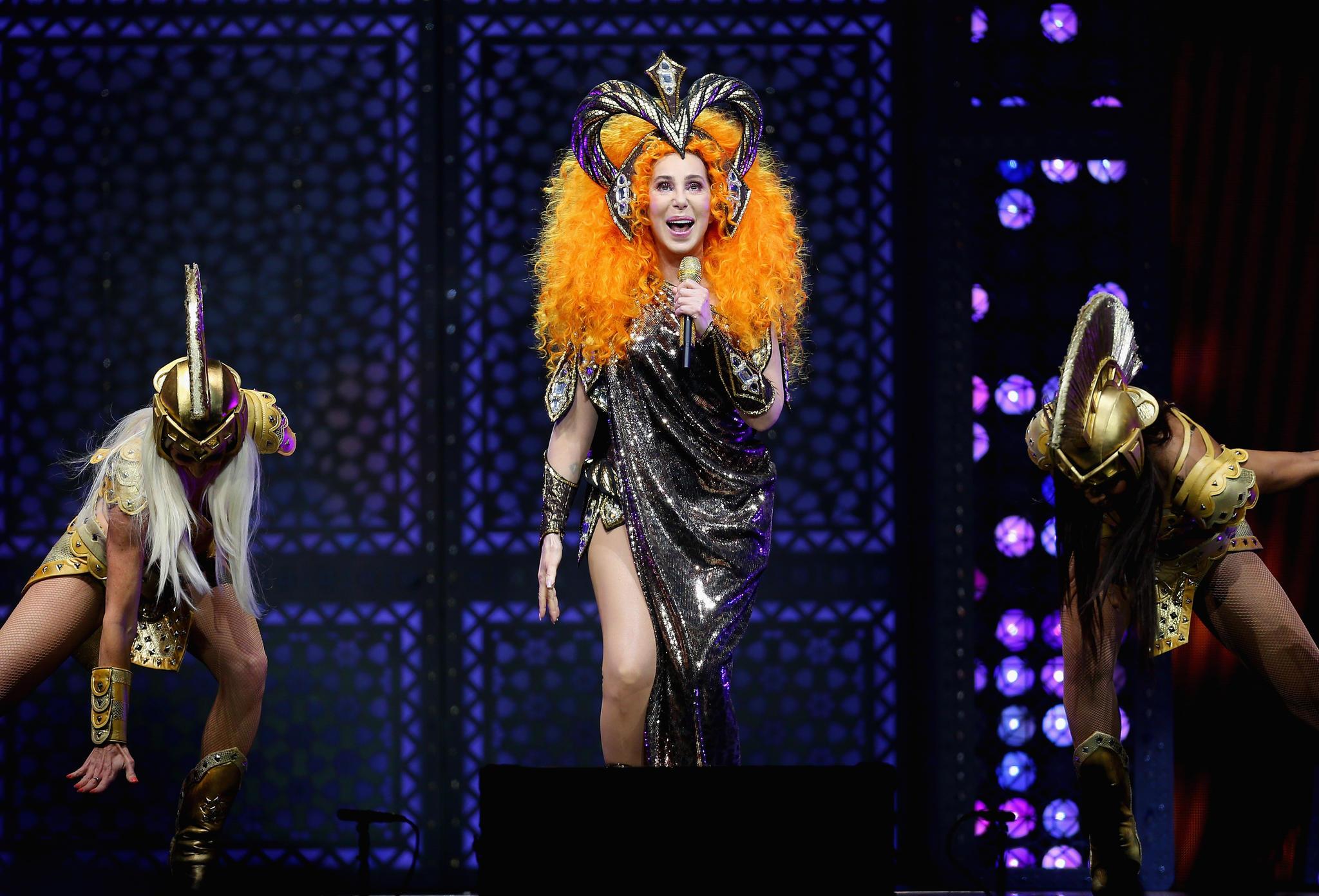 #LIVE: Cher kommt! Und wir haben die Tourtermine