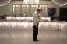 Hochzeit: Mit dieser Tanzeinlage haut das Brautpaar alle um