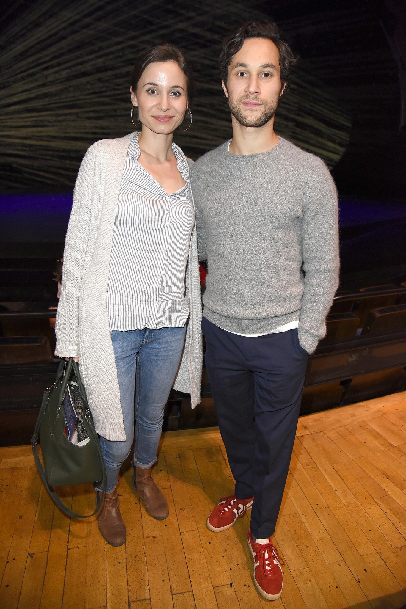 Schauspieler Ludwig Trepte und seine Frau Deborah haben einen kleinen Sohn bekommen