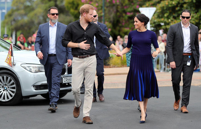 Im Frühjahr 2019 wird es endlich soweit sein: Herzogin Meghan und Prinz Harry werden Eltern.