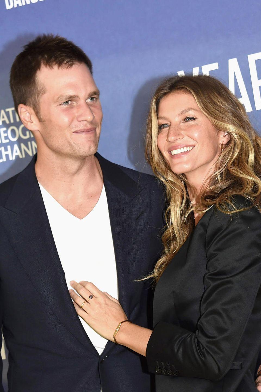 Tom Brady, Gisele Bündchen