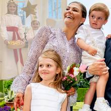 Prinzessin Victoria + Prinz Daniel: Schwedens Lieblinge
