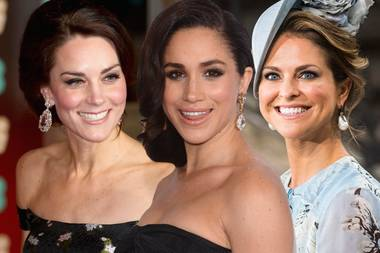 Beauty-Looks der Royals