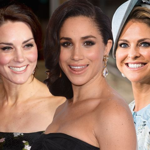 Beauty-Looks der Royals