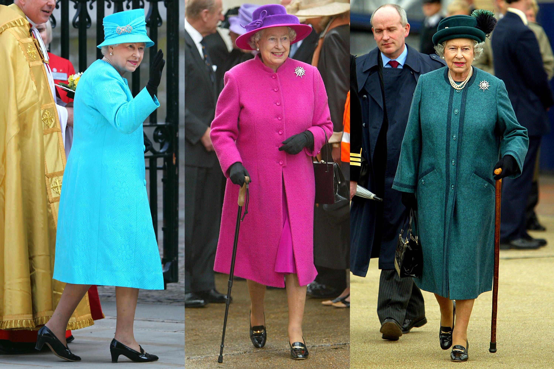 Queen Elizabeth Sie Tragt Seit 50 Jahren Die Gleichen Schuhe Gala De