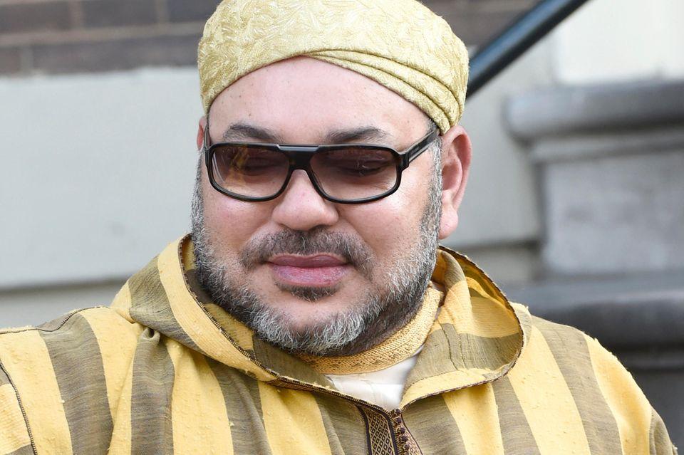 König Mohammed VI.