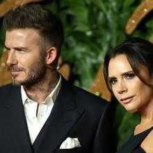 David und Victoria Beckham - glücklich geht anders