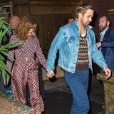 In der Öffentlichkeit zeigen sich Eva Mendes und Frauenschwarm Ryan Gosling nur äußerst selten. Über ihre Beziehung sagt das aber nichts aus. Die beiden sind seit 2011 ein Paar und haben mittlerweile zwei Kinder, Esmeralda und Amada.
