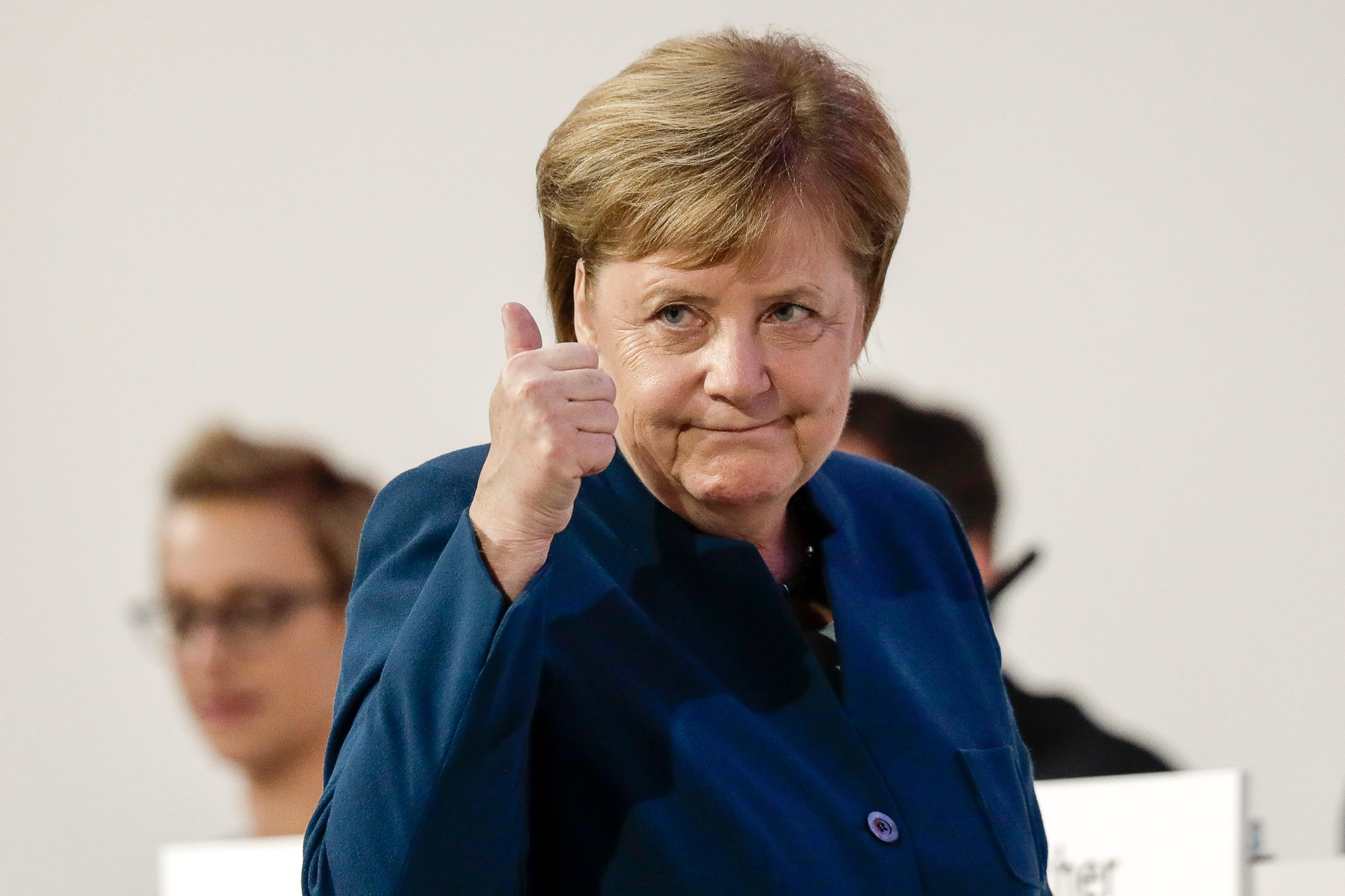 Was Ist Angela Merkel