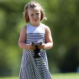 Im Januar 2014 kommt Mia Tindall zur Welt, das erste Kind von Prinzessin Annes Tochter Zara Phillips und deren Mann Mike Tindall.