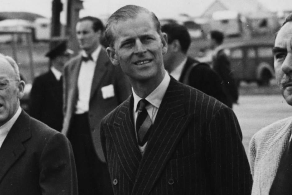 Enthüllt: Fast wäre Prinz Philip damals bei einem Flugzeugabsturz gestorben