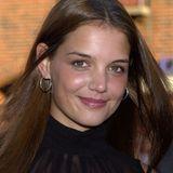 2001  Super natürlich, ganz ohne viel Make-up - so erobert Katie Holmes die Herzen ihrer Fans, die von Tag zu Tag mehr werden.