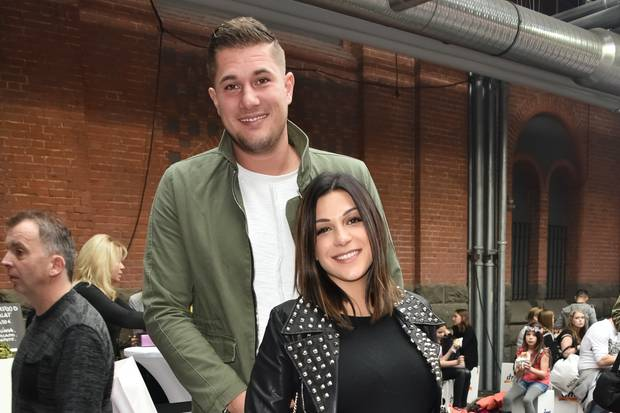 Inci Elena Sencer mit Ehemann Daniel