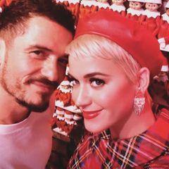 17. Dezember 2018  Schauspieler Orlando Bloom und Sängerin Katy Perry sind ein absolutes Traumpärchen: Fans dürften sich über das gemeinsame Weihnachtsfoto der Superstars riesig freuen.