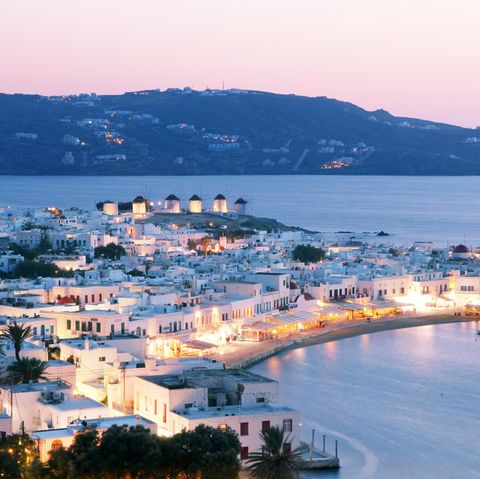 Party-Olymp: Mykonos