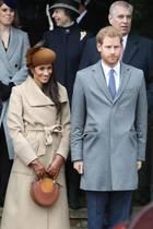 Herzogin Catherine, Prinz William, Herzogin Meghan, Prinz Harry