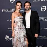 Alessandra Ambrosio und Jamie Mazur  Nach 13 Jahren Beziehung ist Schluss: Das Model Alessandra Ambrosio und der Geschäftsmann Jamie Mazur haben sich offenbar getrennt. Das Paar hat zwei gemeinsame Kinder.